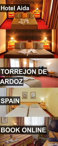Hotel Aida in Torrejon de Ardoz, Spain. For more information, photos, reviews and best prices please follow the link. #Spain #TorrejondeArdoz #travel #vacation #hotel