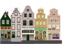 PARTY: Sybil - Dutch Houses.