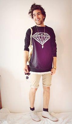 men style...diamond <3.<3