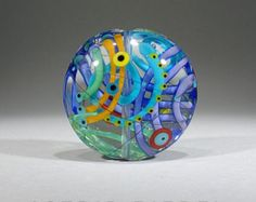 Op Art  by Astrid Riedel by AstridRiedel on Etsy