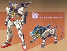 Gundam Hundred by zeckover on deviantART