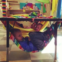 En New Creation Preschool con Corrine Lewallen Huxman.