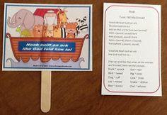 Bible Fun For Kids: Songs For Preschool