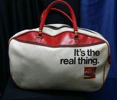 COCA COLA  SPORTS BAG   ***CHARITY AUCTION*** Coca Cola, Charity, Auction, Bike, Games, Toys, Sports, Ebay, Fashion
