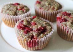 (vegan) Coconut Raspberry Oatmeal Muffins | Tasty Kitchen: A Happy Recipe Community!