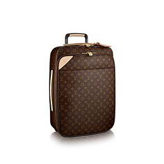 Pégase Légère 55 Business - Monogram Canvas - TRAVEL | LOUIS VUITTON