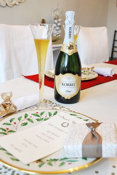 Celebrate the season with a Christmas Brunch with Korbel Champagne #ad | 11 Magnolia Lane