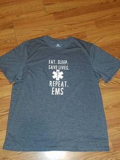 Emt Shirt Ems Shirts Emt gifts Emt T Shirt Star of Life