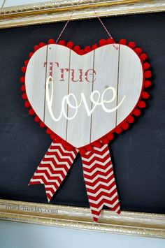 Valentine Heart Pall