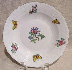 Herend Queen Victoria Dessert Plate 1520 / VA  | eBay