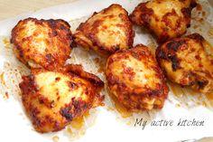 Lovely moist succulent spicy chicken