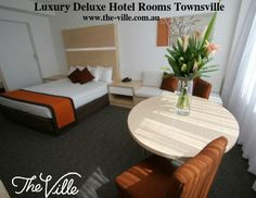 Looking for Townsville resorts? The Ville Resort - Casino is one of the best Townsville hotels and restaurants offering modern accommodation, live entertainment, bars, an international standard casino, resort pool etc. Executive Room, Superior Room, Restaurant Offers, Best Hotels, Floor Chair, Rooms, Luxury, Bed, Modern