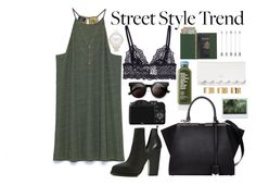 """Street style trend"" by kendramcleish ❤ liked on Polyvore"