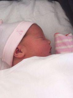 Nina is geboren!