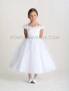 Robe cortège fille robe fille pour mariage petite princesse Prix ...