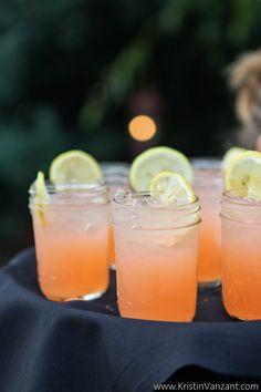 Strawberry Lemonade Sangria recipe: On the Blog!