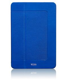 Prism Leather Snap Case for iPad mini 2-3 @Tumi - Anything Blue