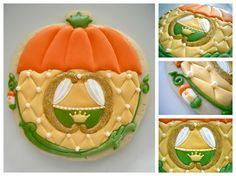cinderela  .Oh Sugar Events: Pumpkins with a Twist