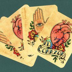Fantastic Loteria Postcards!