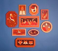 Hermes Barcelona hermes, luxury brands, orange, barcelona