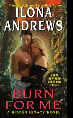 Between dreams and reality | Burn for Me de Ilona Andrews (VO)