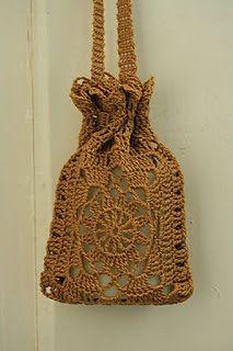 Pattern Library, Crochet Purses, Photo Tutorial, Bar Soap, Decorative Bells, Crochet Projects, Ravelry, Free Pattern, Knit Crochet