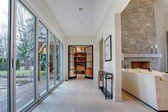 Princess Margaret Lottery show home in Oakville House Design, House, Modern House, House Exterior, House Styles, House Inspiration, Show Home, Modern Ranch, Living Room Designs