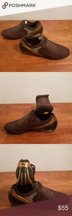 Mens shoes Mens fashion sports shoes. Newly used product and in good condition. Puma Shoes Sneakers