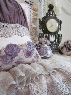 ~Lavendar and lace Angela Lace