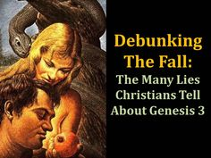 "Find out why there was nothing original about ""the original sin"" and how using the term ""The Fall"" leads us astray about what actually happened in Genesis 3."
