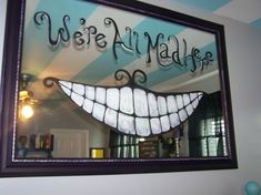 alice in wonderland inspired bedroom - Google Search