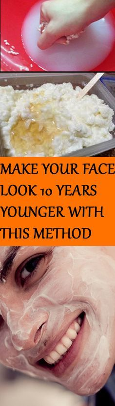 DO THIS AT LEAST ONCE A WEEK AND YOUR FACE WILL BE 10 YEARS YOUNGER! For instructions click the picture :D