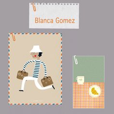 Blanca Gomez (blogged)