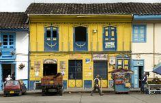 Salento, Colombia  diegocupolo