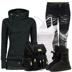 Rock it girl outfit