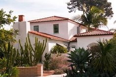 Residential home in southern California.