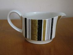 Midwinter 'Marquis of Queensborough' milk jug by JulesetVianne, £12.00