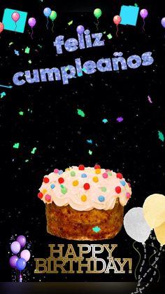 Happy Birthday Cake Girl, Happy Birthday In Spanish, Happy Birthday Hearts, Happy Birthday Greetings Friends, Happy Birthday Cake Images, Happy Birthday Video, Happy Birthday Flower, Happy Birthday Candles, Birthday Wishes Quotes