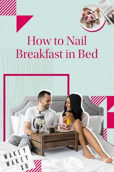 How to Nail Breakfast in Bed Breakfast In Bed, Authors, Toddler Bed, Kids Rugs, Nails, Blog, Bed And Breakfast, Child Bed, Finger Nails