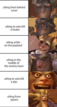 Meme Central<<< Ulting in the Spawn room and getting play of the game