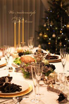 クリスマステーブル④