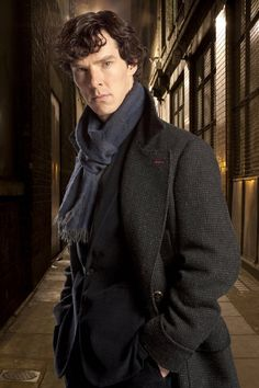 Benedict Cumberbatch (BBC's Sherlock)