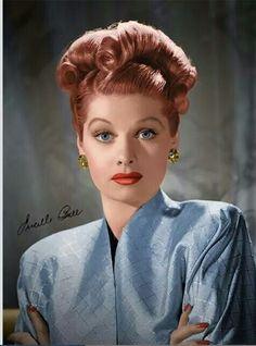 Lucille Ball. `™`