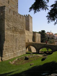 Castelo de São Jorge - Lisbon - Portugal