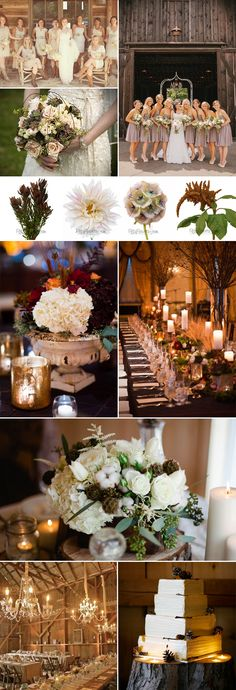 Grand Lodge Wedding Inspiration - 2014 Wedding Trend