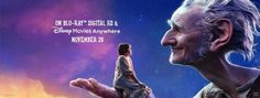 cool The BFG on DVD/Blu-Ray - You Won't Want To Miss The Bonus Features!