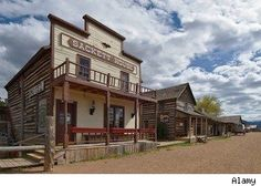 Billionaire Bill Koch Builds His Own Wild West Town on His ...