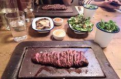 Flat Iron Steak (4.5/5)