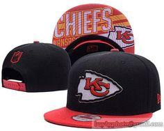quality design a45bd b7544 Kansas City Chiefs Snapback Caps Hats Retro Brimunder Logo