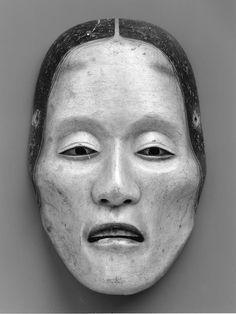 virtual-artifacts:  No mask of the Yase-onna type JapaneseEdo period18th centuryArtist Unknown, Japanese